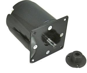 BRAND NEW SALT SPREADER MOTOR FITS BUYERS MEYER MEYERS WITH HUB 9107 36218 0202000 ()