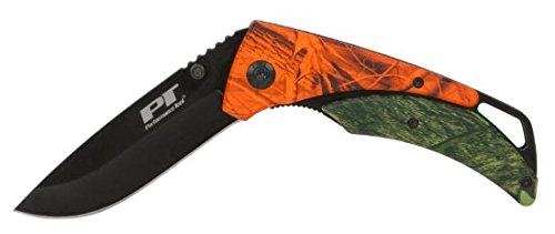 6 Pack Performance Tool W9350 The Soroti Camo Pocknet Knife by Performance Tool