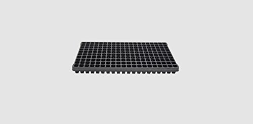 200 Cell Plug Tray - 1.75 Inch Cell - Propagation/Seed Starting Tray - 50 trays by Growers Solution by Grower's Solution