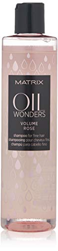 10.1 Fl Oz Volume Shampoo - Matrix Oil Wonders Volume Rose Shampoo For Fine Hair, 10.1 Fl. Oz.