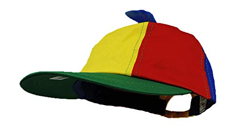 Forum Novelties Propeller Beanie Multi-Color Baseball Style Cap ()