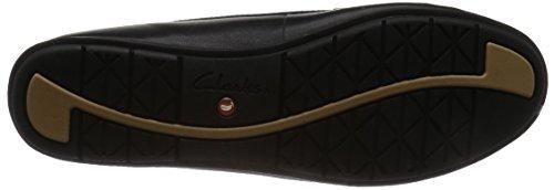 Clarks Un Terra, Sneaker donna nero nero