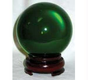 (NEW Crystal Ball 50mm Green (Crystal Balls))