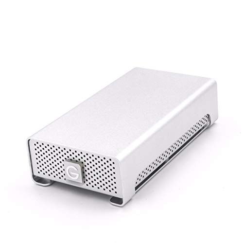 Hitachi G-RAID Mini 2TB USB 3.0/2 x Firewire 800 Portable External Hard Drive Recertified (Renewed)