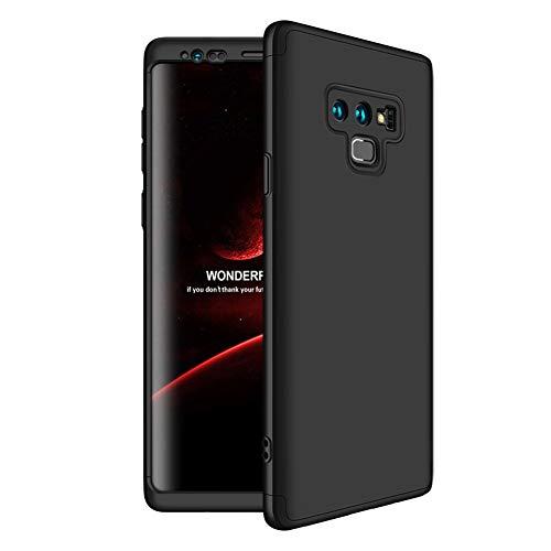 PC Ultra Samsung Protection Mince 9 Note 1 Lger Ultra Scratch Case Noir Anti Bumper Housse Etui pour Galaxy 360 en Galaxy Choc Premium Note 9 3 Anti Intgrale Coque q68OxnWWw