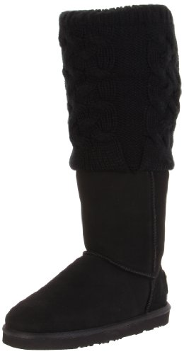 Australia Luxe Collective Womens Almost Famous Boot Black