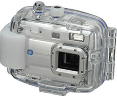 Konica Minolta Camera Underwater Case - 1