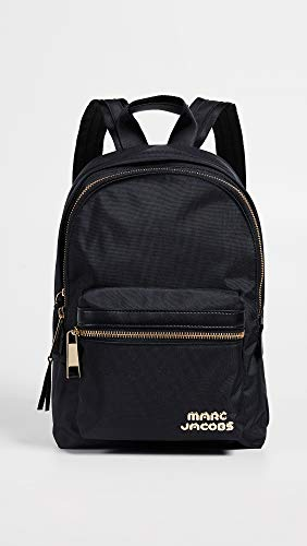 Black Trek Jacobs Backpack Women's Black Marc Medium wXaxUpq