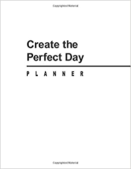 create the perfect day planner jessica peterson 9781944913199
