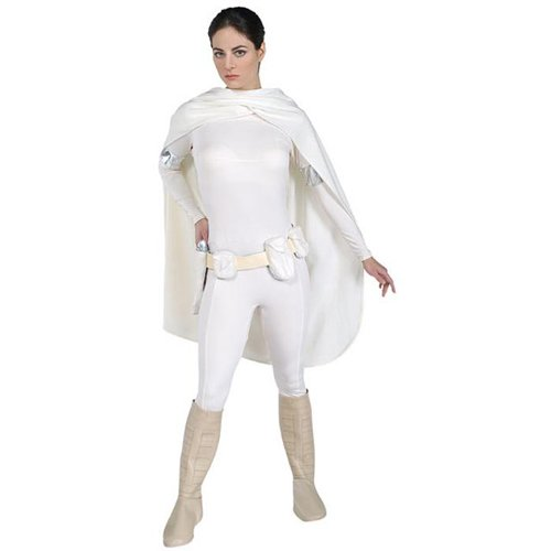 Deluxe Padme Amidala Adult Costume - Small]()
