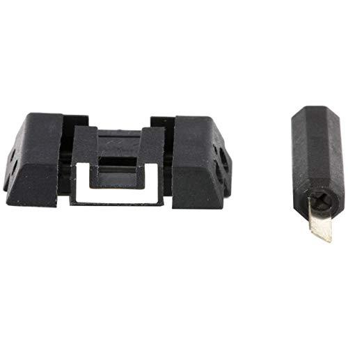 Glock Adjustable Rear Sight w/Mini Screwdriver, Except 42/43, Black, GLSP05977