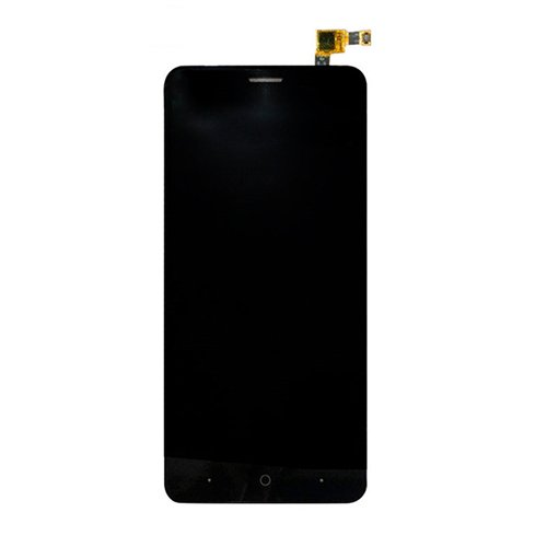 Lcd Lens Display - LCD Display Touch Screen Digitizer Glass Lens For ZTE Blade X Max Z983 6.0