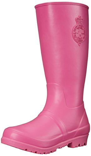ds Girls' Phillipa Fuchsia Rubber/Orange-K, 5 M US Big ()