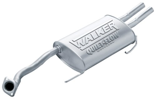 Walker 54560 Quiet-Flow Stainless Steel Muffler Assembly