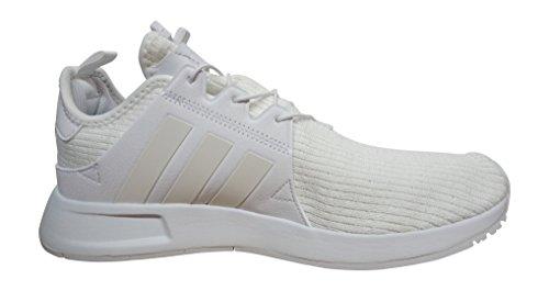 adidas X_PLR, Scarpe da Ginnastica Basse Uomo white white white CG4178
