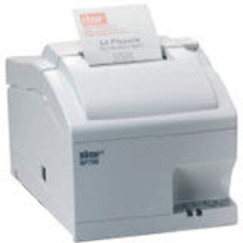 Star Micronics 37999140 Model SP712MU Impact Friction Printer, Tear Bar, USB, Power Supply Included, Gray