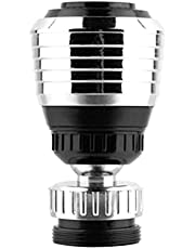 360 Roteren Filter Tip Swivel Waterbesparende Beluchter Spatwaterdichte Diffuser Kraan Nozzle Adapter Keuken Accessoires: