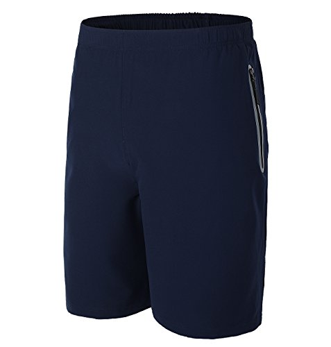 Gititlys Men's Long Shorts with Pocket