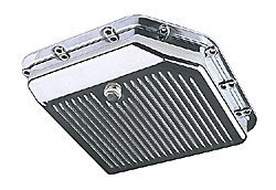 Trans-Dapt 8898 700R4 Finned Alum. Trans Pan