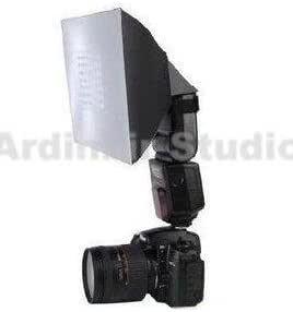 Universal Softbox Flash Diffuser for Canon Speedlite 540EZ 550EX