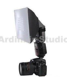 Ardinbir Flash Softbox Diffuser for Nikon Sb-600, Sb-900, Sb-400, Sb-800, Sb-28, Sb-23, Sb-25, Sb-24, Sb-26, Sb-27, Sb-80dx, Sb-28dx, Sb-50dx Speedlight Flash; Large Size by Ardinbir Studio