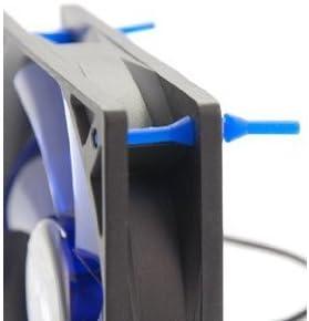 15 dBA 2200 RPM Noiseblocker NB-BlackSilentFan XR2 60mmx25mm Ultra Quiet Fan
