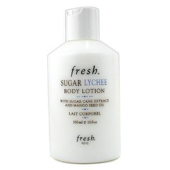 Fresh SugarBath Lychee Body Lotion 10 oz Sugar Lychee Fresh Lotion