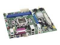 Intel Single Socket - Intel Classic Series DH61CR Desktop Motherboard Intel 2nd Generation Core i7/i5/i3 Socket LGA1155 Intel H61 Express MicroATX Gigabit LAN with B3 Revision (Single)