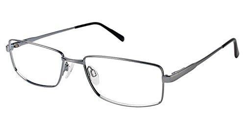 Aristar By Charmant Eyeglasses AR16229 AR//16229 543 Blue Optical Frame 56mm