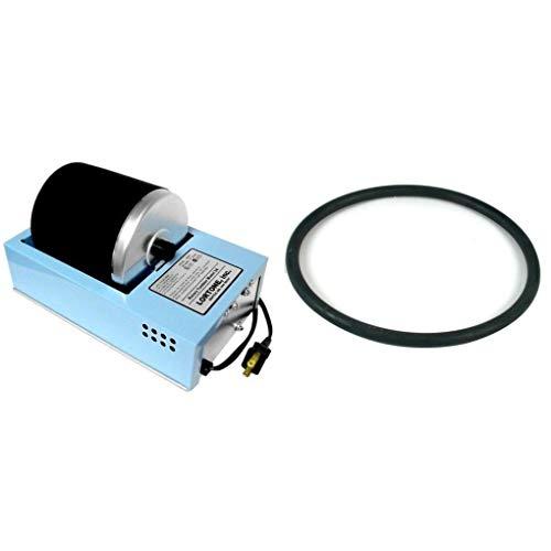 Lortone 3A Rock Tumbler 3 Lb Lapidary Plus Replacement Belt 2 Pcs