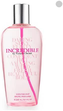 Victoria Secret Sexy Incredible Scented Body Mist