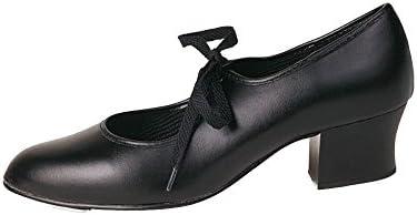 Roch Valley PVC/TC economía corbata zapato de Tap Negro negro ...