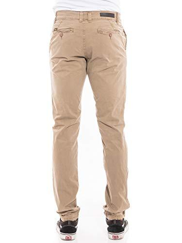 Kaki Cersei Ritchie Slim Coupe Pantalon Homme Chino 8naaqxYFg