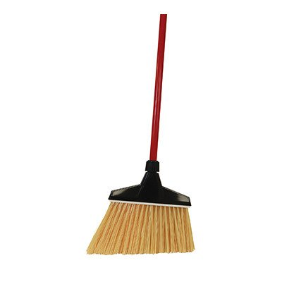 MaxiPlus Professional Angle Broom with Unflagged [Set of 4]