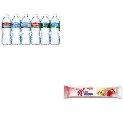 kitkeb29186nle101243-value-kit-kelloggs-special-k-protein-meal-bar-keb29186-and-nestle-bottled-sprin