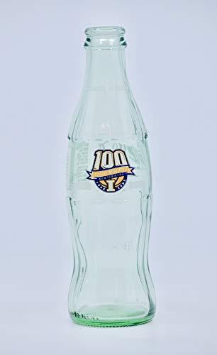 2005 - Coca-Cola/University of Illinois - 100 Years - Illinois Basketball Centennial 1906-2005 - 8 oz Coke bottle - Collectible