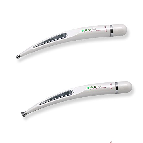 Popfeel® Electric Power-operate Vibrate Anti Aging Massage Tool Eye Massager Wrinkle Ereaser Remover Pen