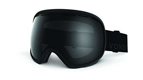 VonZipper Fishbowl Goggles, Black - Von Lens Zipper
