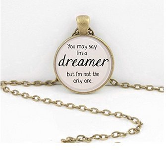John Lennon Jewelry (ohn Lennon Imagine Lyrics