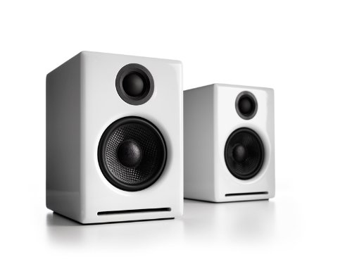 Audioengine A2 White (Pr) 2-way Powered Speaker System