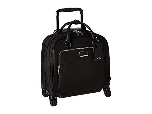 (TUMI - Larkin Santos Compact Carry-on - Black/Gold)