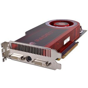 ATI Radeon HD 4870 512MB DDR5 PCI Express (PCI-E) Dual DVI Video Card w/TV-Out & HDCP Support
