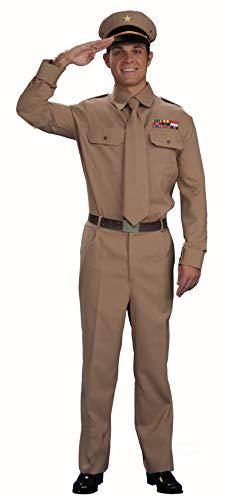 Forum Novelties Men's WW 2 General Costume, As