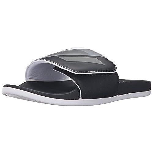online retailer c2e09 19446 cheap Adidas Performance Mens Adilette Cf Ultra Adj Athletic Sandal
