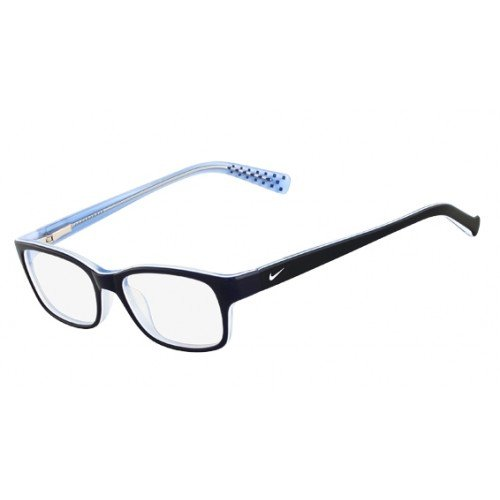 Nike Eyeglasses 5513 220 Blue Demo 49 16
