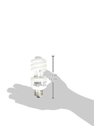 Exo Terra Repti-Glo 5.0 Compact Fluorescent Tropical Terrarium Lamp