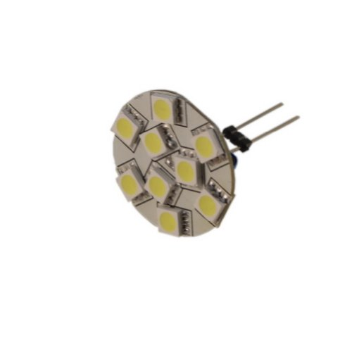 - LED (9-5050 Bright White) Reading Light Replacement for G4-halogen