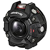 CASIO Compact Digital Camera Gz EYE GZE-1BK (BLACK)【Japan Domestic genuine products】