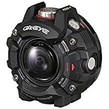 "CASIO Compact Digital Camera ""G'z EYE"" GZE-1BK (BLACK)【Japan Domestic genuine products】"