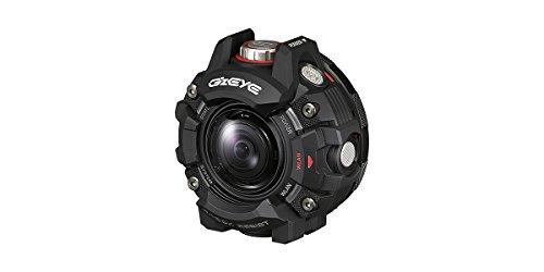 CASIO(카시오) 디지탈 카메라 G'z EYE GZE-1 내충격 낙하4m 방수 수심50m 블랙 GZE-1BK